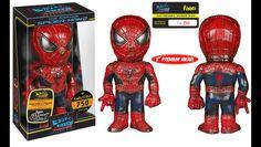 Hikari Sofubi: Distressed Spider-Man   Funko