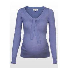 Maternity Sale Cornflower blue jumper. Sale $39.00!