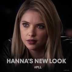 """S5 Ep7 """"The Silence of E. Lamb"""" - Thoughts on #HannasNewLook?  #PLL"""