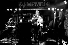 Photos – Crystal Bright and The Silver Hands, 9/26/14, Mr Pitifuls, Cincinnati, OH