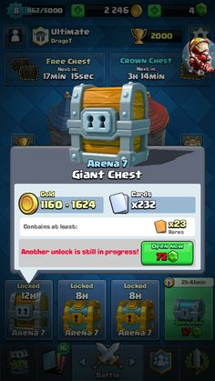 Giant Chest! The 2nd!