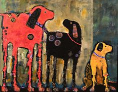 Jenny Foster - 3 Dog Night II