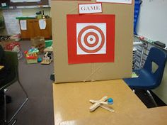 catapult Simple Machine Projects, 6th Grade Science, Spring Projects, Simple Machines, Catapult, Pulley, School Stuff, Friday, Education
