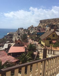 A visit to Popeye's Village - What Would Catherine Do Popeye The Sailor Man, Rocky Shore, Skydiving, Island Life, Malta, San Francisco Skyline, Paris Skyline, Grand Canyon, Travel Inspiration
