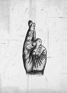 - Fingers crossed -