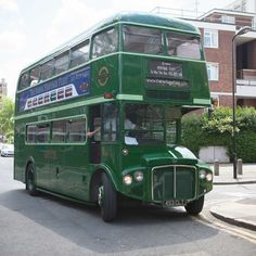 Explore London's Architectural History On A Routemaster (sad that these will be over before we get back to the UK) London Transport, Mode Of Transport, Public Transport, Automobile, Routemaster, Double Decker Bus, Bus Coach, Road Rage, London Bus