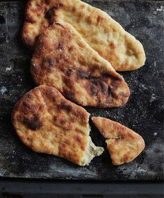 Intialainen naanleipä | Maku