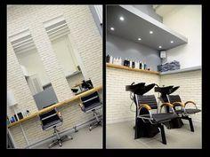 Hair salon in Athens