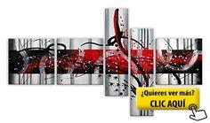 Arte dal Mondo AY032CX1 Abstrato Pintura compuesta... #cuadros