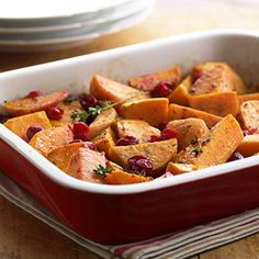 Sweet Potatoes: Holiday Superfood! Just don't cover them with butter, marshmallows, or brown sugar!