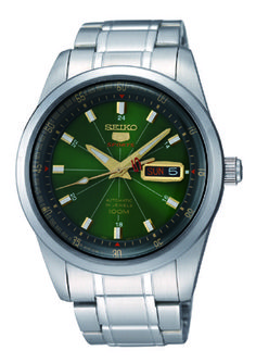 For 50 years, Seiko 5 has set the quality standard in affordable automatic watches. Affordable Automatic Watches, Mens Essentials, Seiko Watches, Omega Seamaster, Casio Watch, 50th, Omega Watch, Sports, Sport
