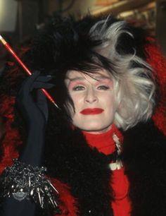 ❤♔ Glenn Parading As Cruella De Vil 1996 ❤♔
