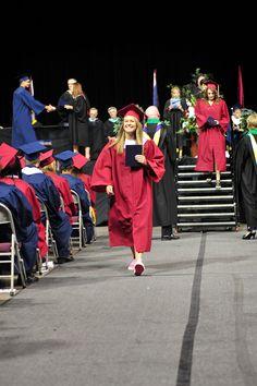 Sand Creek High School, May 26, 2012
