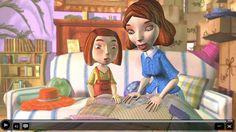 Une courtepointe pour grand-maman, film d'animation 12 minutes, nouveauté ONF