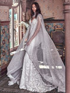 Galia Lahav dress an