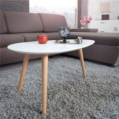 Coffee Table,Side Table White Scandinavian Stockholm Retro Table NEW Furniture, Interior, Home, Coffee Table Design, Apartment Living Room, New Living Room, Table, Modern Table, Coffee Table
