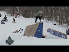 Burton Party In Your Park: East Coast - YouTube #Burton #Snowboarding