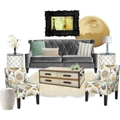 that sofa and coffeetable. Couch Feet, Inspire Me Home Decor, Staging, Sofa, Spaces, Throw Pillows, Dining, Living Room, Bed