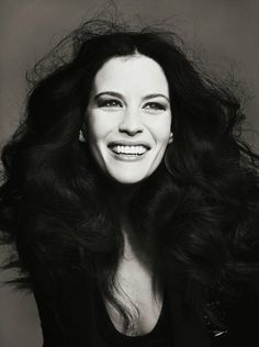 Liv Tyler by Mariano Vivanco for L'Express Styles