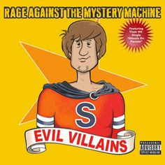Rage Against The Mystery Machine