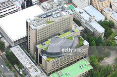 Stock Photo : Rooftop garden