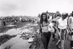 vintage everyday: 22 Beautiful Woodstock Photos That Make You Feel Like You Were There