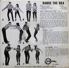 Dance the ska vintage...