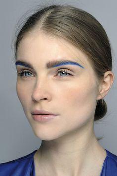 60+ tendances maquillage de l'hiver 2018