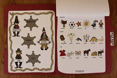 My File Folder Games- Best Printable Folder Games For Preschool Kindergarten 1st 2nd 3rd 4th Grade