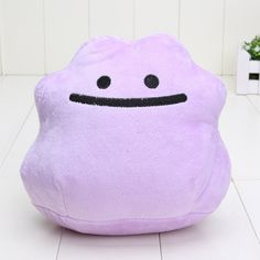 Ditto Pokemon Plush. https://plushieparadise.com