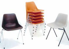 Robin Day Polyside Chair