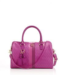Tory Burch Roslyn Satchel (Pink) $395