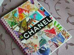 Top 10 DIY Unique Notebook Covers