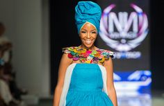 The Mafikizolo lead singer officially made her mark in fashion circles when her label NN Vintage showcased its designs at the Mercedes Benz Fashion Week Johannesburg this weekend