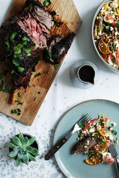 Middle Eastern Leg of Lamb Recipe