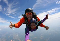 SkyDiving!!!!  Directions from Baltimore Maryland to Tandem Skydive in Orange, VA:  skydivemd.com