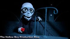 The Hollow Boy Production Blog