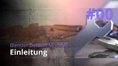 Blender Generate Modifier #00 - Einleitung