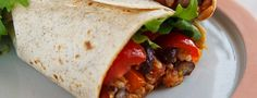 About once a week, my family eats burritos for dinner. This recipe makes a great burrito filling or side dish and doesn't take much longer than heating up a can of beans. This is a mildly seasoned dish, so you...  Read more