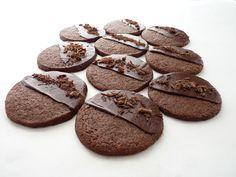 :pastry studio: Chocolate Espresso Spice Cookies