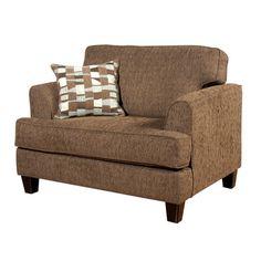 Found it at Wayfair - Serta Upholstery Davey Grand Chair