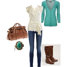 Green pop 2, created by mirapaigew on Polyvore