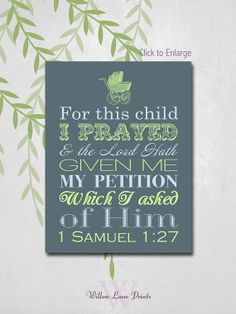 8x10 print Baby Boy Nursery Decor for this by WillowLanePrints, $17.00