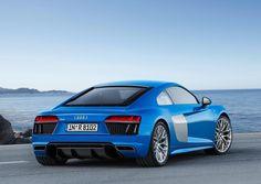 2016 Audi R8 V10 Design