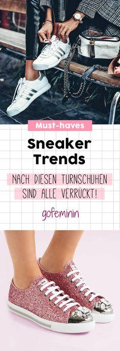 769d44428ef33b Sneaker Trends 2019  DIESE Turnschuhe sind jetzt in! Adidas Schuhe  FrauenSportschuhe DamenLaufschuhe ...