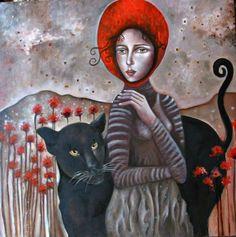 Ingrid Tusell Domingo 1978 | Barcellona | Tutt'Art@ | Pittura * Scultura * Poesia * Musica |