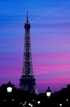 El azul del cielo de Paris