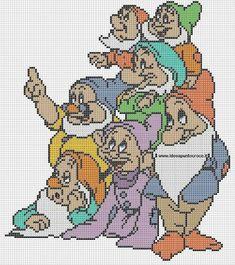 Los 7 enanos