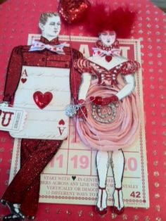 Love how the bodies look longer when adding extensions at the waist! Character Construction stamps have so much possibility.  Artwork by Jackie Peters working with Character Constructions art stamps.