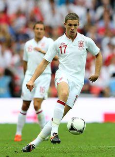 Jordan Henderson ~ England, Euro 2012